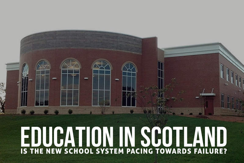 Education In Scotland: Is the New School System Pacing Towards Failure?
